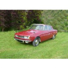 Rover P6 Manual full felted/webbing as original